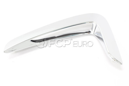 BMW Air Duct Side Left (Chrom) - Genuine BMW 51747294825