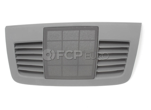 BMW Cover For Center Speaker Single Scoop - Genuine BMW 51457123749