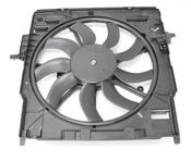 BMW Engine Cooling Fan Assembly - Genuine BMW 17428618242