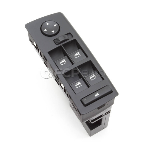 BMW Door Window Switch Panel - Genuine BMW 61316962505