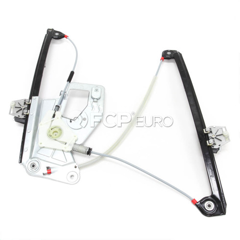 BMW Window Regulator Front Right (E39) - Genuine BMW 51338252394