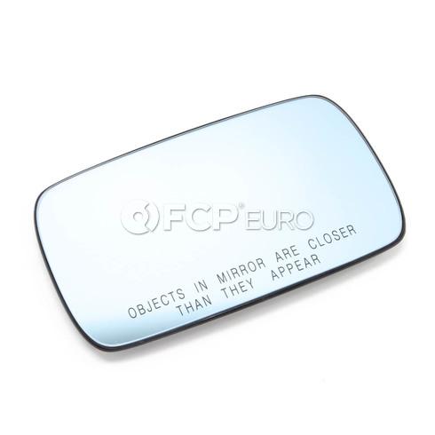 BMW Mirror Glass Heated Right - Genuine BMW 51168250439