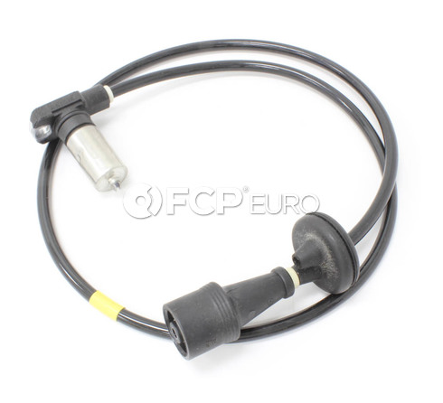 Mercedes ABS Wheel Speed Sensor Front Left (380SL) - Genuine Mercedes 1075400017