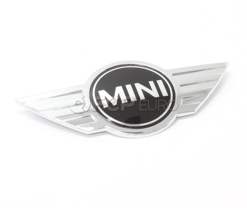Mini Cooper Mini Badge (Cooper) - Genuine BMW 51147316703