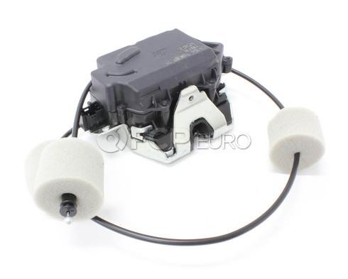 Mercedes Trunk Lock Actuator Motor - Genuine Mercedes 1647400300