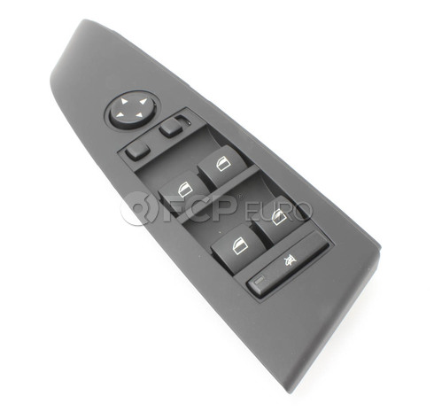 BMW Door Window Switch Panel - Genuine BMW 61316951909