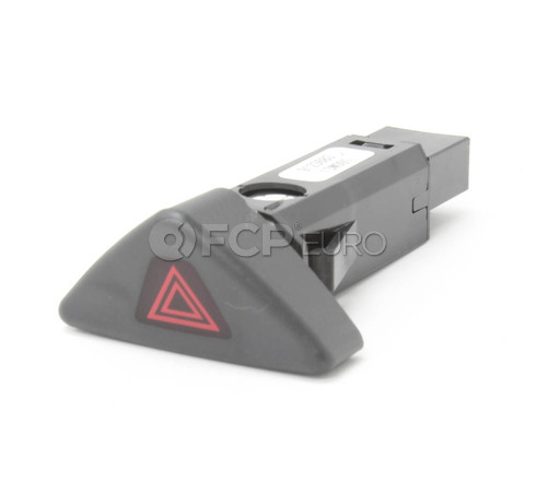Volvo Hazard Flasher Switch - Genuine Volvo 9123683