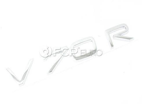Volvo V70R Emblem (V70R) - Genuine Volvo 30634050