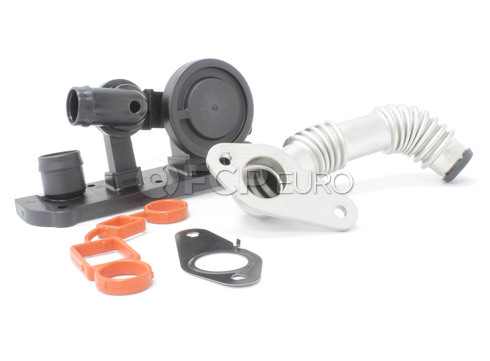 Audi VW Breather System Kit (Late) - Genuine VW Audi 423100