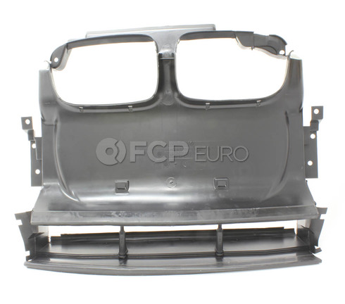 BMW Air Duct Panel Center (E46 Sedan) - Genuine BMW 51718202831