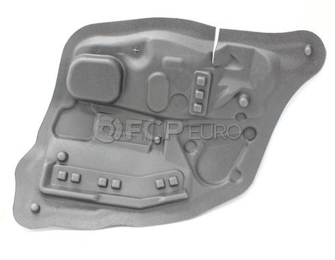 BMW Sound Insulating Door Rear Left - Genuine BMW 51487366707