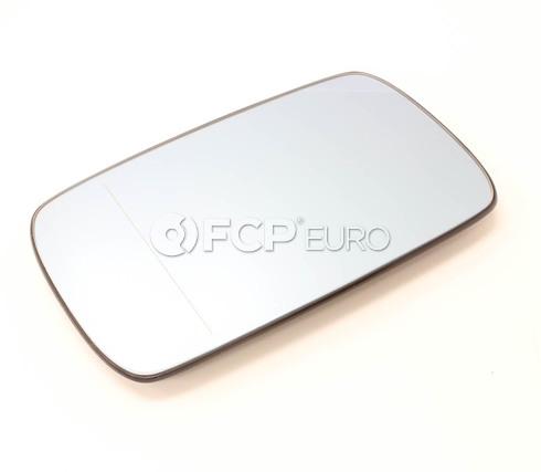 BMW Blind Spot Mirror Glass - Genuine BMW 51168250438