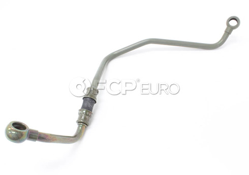 BMW Oil Pipe Outlet (530i 540i 740i 740iL) - Genuine BMW 11421747782