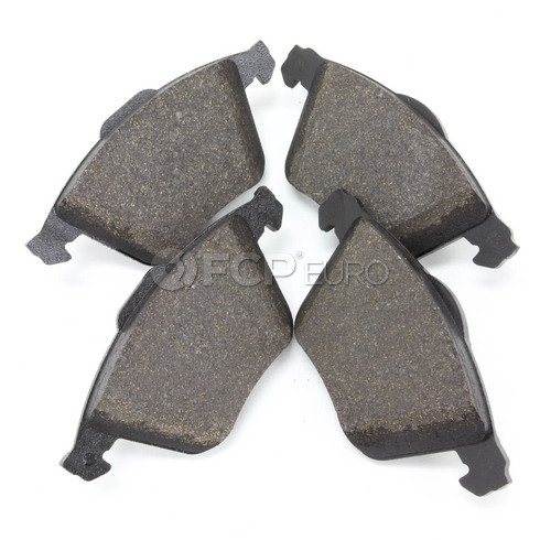 Volvo Brake Pad Set - Genuine Volvo 30742029