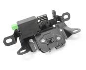 Volvo Trunk Lock Actuator Motor - Genuine Volvo 30784739