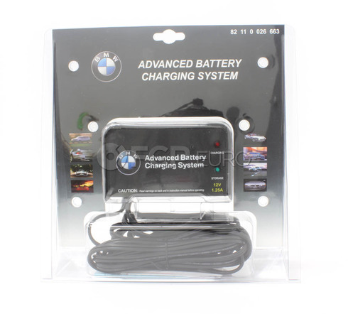 BMW I-Bus Battery Charger  - Genuine BMW 82110026663