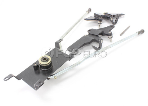 BMW Convertible Top Lock Assembly (E46) - Genuine BMW 54318229819