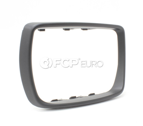 BMW Mirror Frame Left - Genuine BMW 51163412285