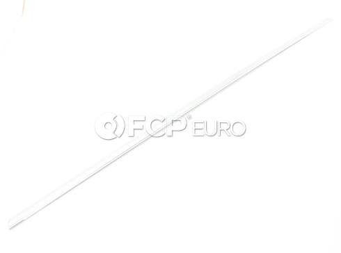 BMW Finisher Side Window Rear Right (Chrom) - Genuine BMW 51377162572