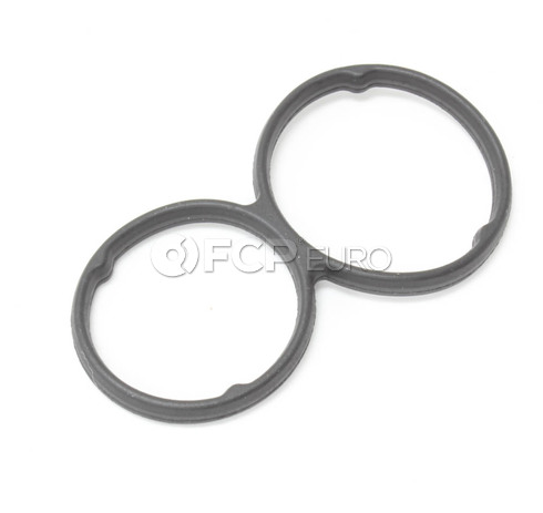 Audi VW Engine Oil Filler Pipe Gasket - Genuine VW Audi 079103121BE