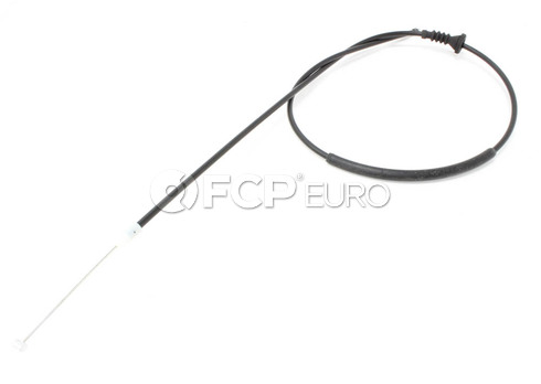 Mini Cooper Hood Release Cable - Genuine Mini 51237148865