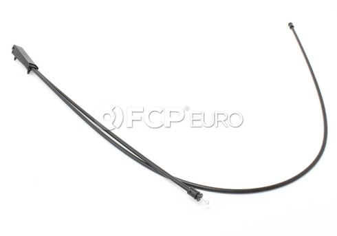 Mini Cooper Hood Release Cable - Genuine Mini 51232751378