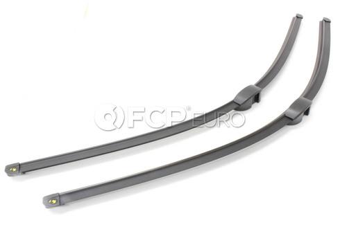Mercedes Windshield Wiper Blade - Genuine Mercedes 2218201300