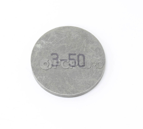 Volvo Valve Shim 3.50mm (All 4 Cylinder Gas s) 463550