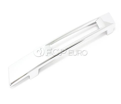 BMW Chrome Trim Rear Light Rear Lid Right - Genuine BMW 63217225244