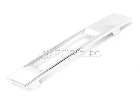 BMW Chrome Trim Rear Light Rear Lid Left - Genuine BMW 63217225243