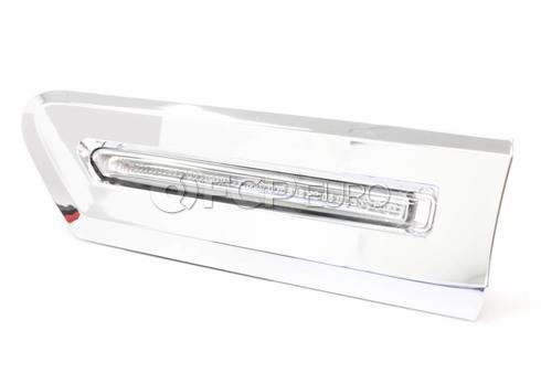 BMW Additional Turn Indicator Lamp Left - Genuine BMW 63137203371