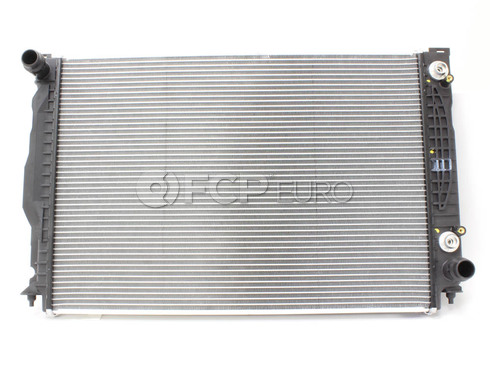 Audi Radiator - Genuine VW Audi 8D0121251BD