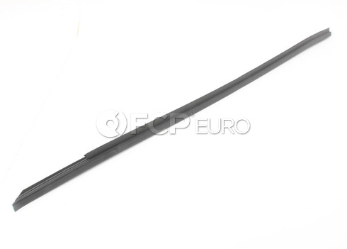 BMW Door Weather Strip Inner Right (Black) - Genuine BMW 51211945592