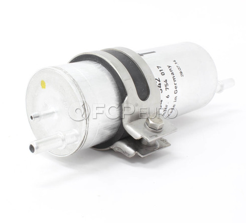 BMW Fuel Filter With Pressure Regulator - Genuine BMW 16126754017