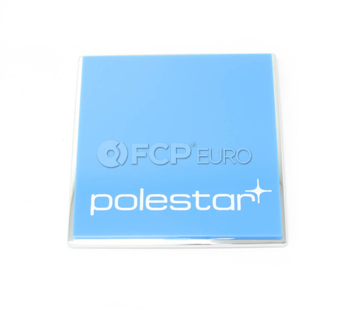 Volvo Grille Emblem Polestar - Genuine Volvo 31408534