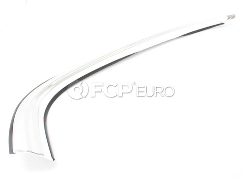 BMW Chrome Window Moulding Right - Genuine BMW 51138125470