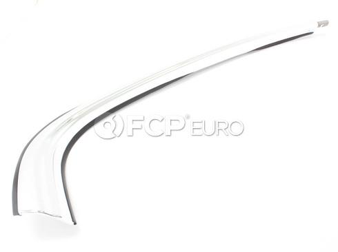 BMW Chrome Window Moulding Right - Genuine BMW 51138125470