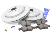 Mercedes Brake Kit Rear (ML350) - Brembo W164RBKVENTED