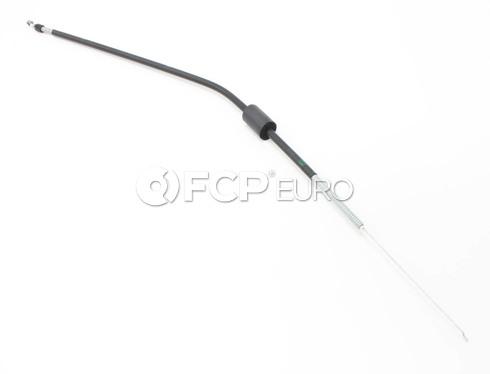 BMW Bowden Cable Leg-Room - Genuine BMW 64111370918