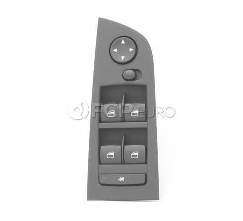 BMW Door Window Switch Panel - Genuine BMW 61319217326