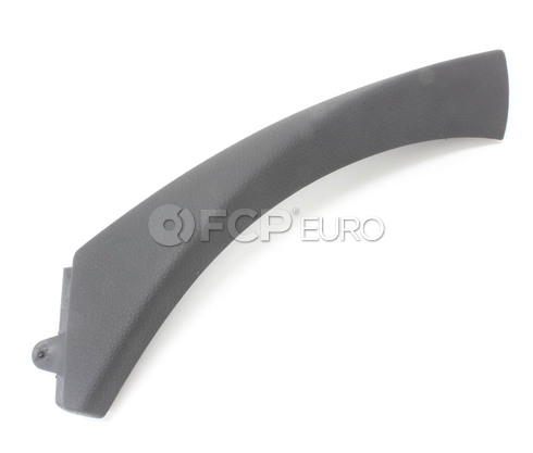 BMW Clasp Inside Door Handle Right (Black) - Genuine BMW 51419150336