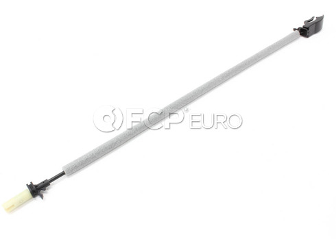 BMW Bowden Cable Front (X5 E53) - Genuine BMW 51218403057