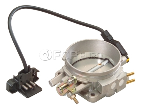 Mercedes Fuel Injection Throttle Body (190E 260E 300SE) - Pierburg 0021402653