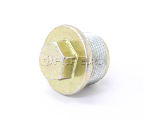 Audi VW Engine Oil Drain Plug Lower - Genuine VW Audi 059103193