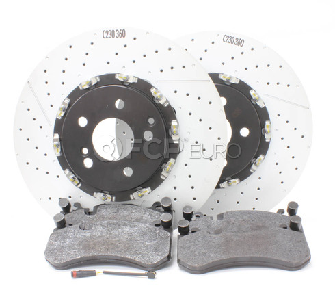 Mercedes Brake Kit Front - Brembo W204AMG2PFBK1