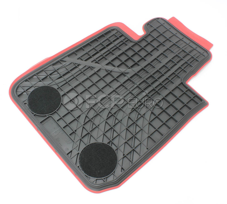 BMW Floor Mats All-Weather Front (SportLhdAnthr)
