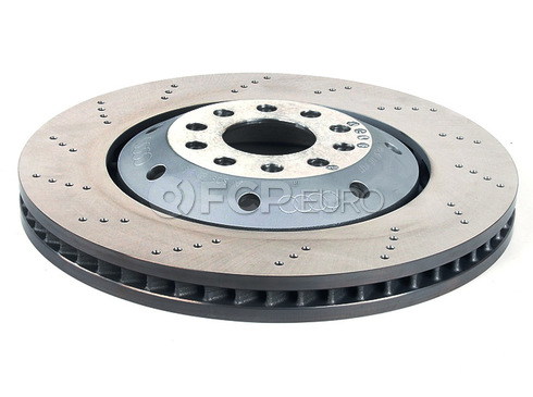 Audi Brake Disc (RS6) - Genuine VW Audi 4B3615302A