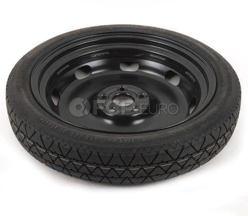 VW Spare Tire (GTI Golf) - Genuine VW Audi 5K0601011AA