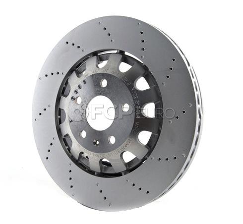 Audi Brake Disc (TT Quattro) - Genuine VW Audi 8J0615301F