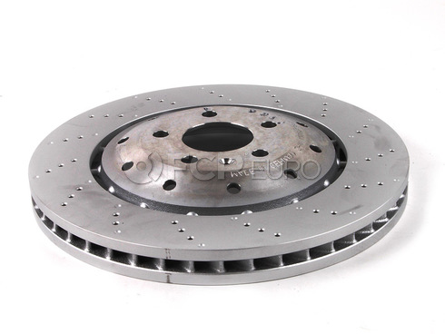 Audi Brake Disc (R8) - Genuine VW Audi 420615301D